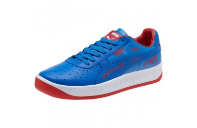 Black Friday 2020 Puma GV Special Detriot Sneakers Strong Blue-High Risk Red Outlet Sale
