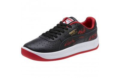 Puma GV Special Atlanta Sneakers Blk-Ribbon Rd-Pma Wht Outlet Sale