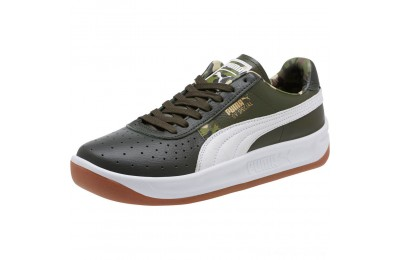 Puma GV Special Wild Camo Sneakers Night- White- Gold Outlet Sale