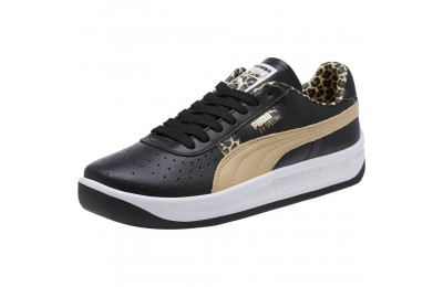 Puma GV Special Wild Sneakers Black-Pebble- Team Gold Outlet Sale