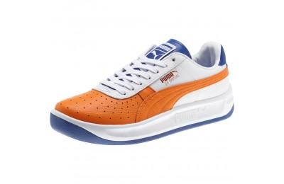 Puma GV Special + ColorBlock Men's Sneakers Org Popsicle-P Wht-Surf Web Outlet Sale