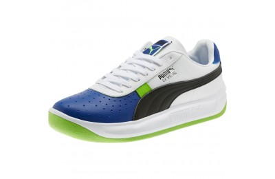 Puma GV Special + ColorBlock Men's Sneakers Sf The Wb-Jas Grn- Black Outlet Sale