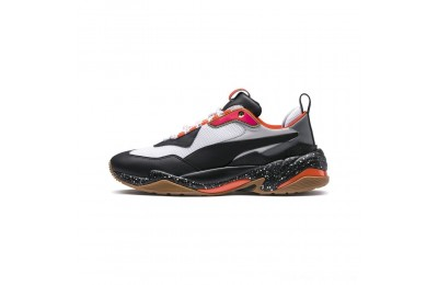 Black Friday 2020 Puma Thunder Electric JRWhite-Black-Mandarine Red Outlet Sale