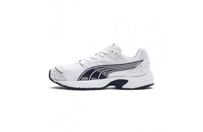 Puma Axis Sneakers White-Peacoat Outlet Sale
