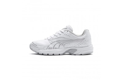 Black Friday 2020 Puma Axis SL Sneakers White-Glacier Gray Outlet Sale
