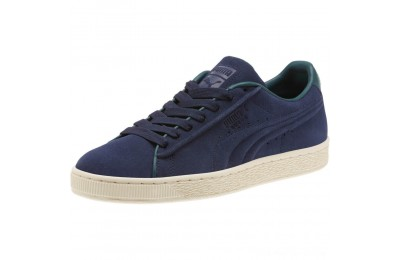 Puma Suede Classic Raised Formstrip Sneakers Peacoat-Ponderosa Pine Outlet Sale