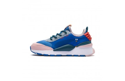 Puma Sesame Street 50 RS-0 Sneakers JRVeiled Rose-Indigo-BlueCoral Outlet Sale