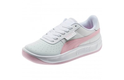 Black Friday 2020 Puma California Sneakers JR Wht-Pale Pink- Wht Outlet Sale