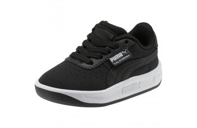 Puma California Sneakers INFP Black- P White- Black Outlet Sale