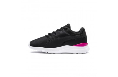 Puma Adela AC Girl's Sneakers PS Black- Black Outlet Sale