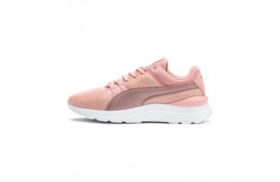 Puma Adela Spark Girl's Sneakers JRPeach Bud-Rose Gold Outlet Sale