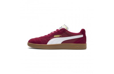Puma Astro KickCordovan- White Outlet Sale