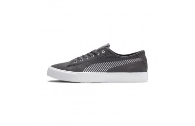 Puma Bari Sneakers Charcoal Gray- White Outlet Sale