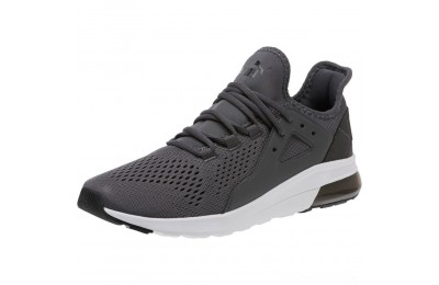 Black Friday 2020 Puma Electron Street Eng MeshAsphalt-Black-Forest Night Outlet Sale