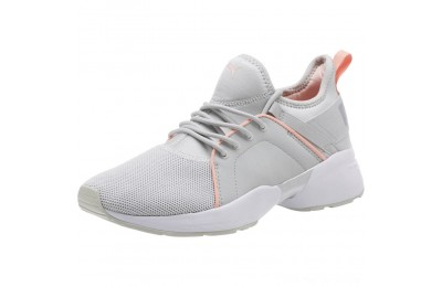 Puma Sirena Women's Training Shoes Glacier Gray-Peach Bud Outlet Sale