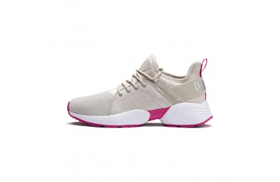 Black Friday 2020 Puma Sirena Summer Women's Sneakers Silver Gray- White Outlet Sale