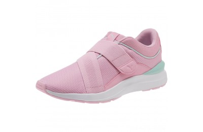 Puma Adela X Women's Sneakers Pale Pink-Fair Aqua Outlet Sale