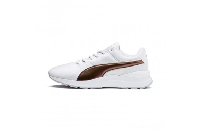 Puma Adela Trailblazer Women's Sneakers White- White Outlet Sale
