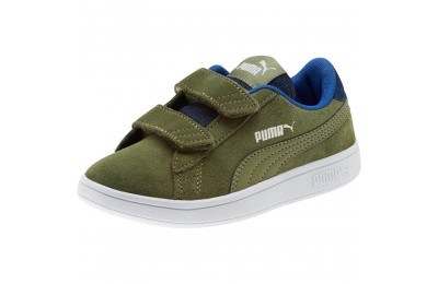 Black Friday 2020 Puma PUMA Smash v2 Denim AC Sneakers PSOlivine-Surf The Web Outlet Sale
