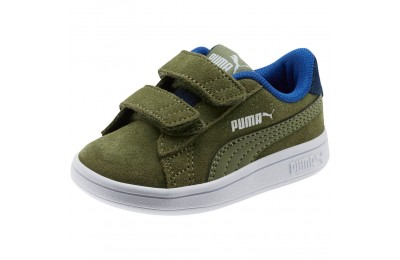 Puma PUMA Smash v2 Denim AC Sneakers INFOlivine-Surf The Web Outlet Sale