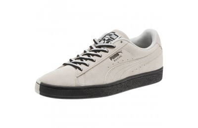 "Black Friday 2020 Puma Suede Classic ""Other Side"" Sneakers Glacier Gray- Black Outlet Sale"