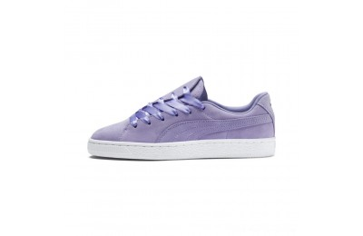 Black Friday 2020 Puma Suede Crush Women's Sneakers Sweet Lavender Outlet Sale