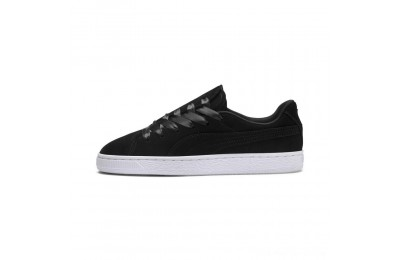 Puma Suede Crush Women's Sneakers Black- Black Outlet Sale
