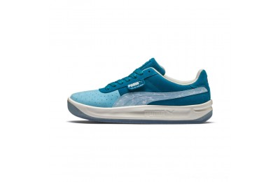 Puma California Pool Sneakers BluAtol-CribeanSea-Whspr Wht Outlet Sale