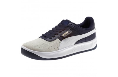 Black Friday 2020 Puma California Sneakers Glacier Gray-Peacoat-PumaWht Outlet Sale