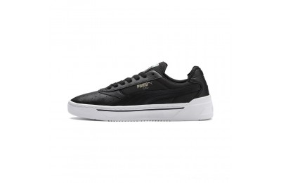 Puma Cali-0 Sneakers Black- Blk- Wht Outlet Sale