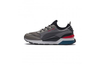Black Friday 2020 Puma RS-0 TracksCharcoal Gray- Black Outlet Sale