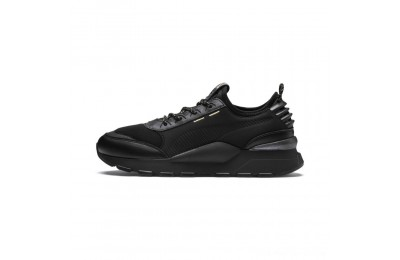 Puma RS-0 Trophy Black- Black Outlet Sale