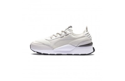 Black Friday 2020 Puma RS-0 TrophyVaporous Gray- White Outlet Sale