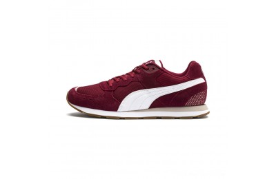 Black Friday 2020 Puma Vista Sneakers Cordovan-White-Silver Gray Outlet Sale