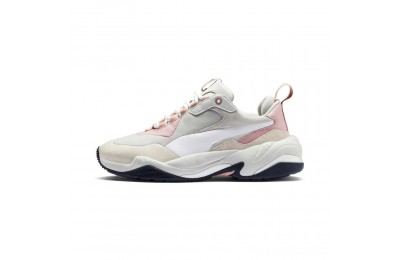 Black Friday 2020 Puma Thunder Rive Gauche Women's Sneakers Peach Beige-Glacier Gray Outlet Sale