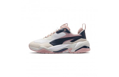 Puma Thunder Rive Gauche Women's Sneakers Dress Blues-Peach Beige Outlet Sale