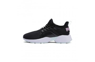 Puma Sirena Trailblazer Women's Sneakers Black-Fair Aqua Outlet Sale