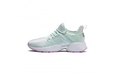 Black Friday 2020 Puma Sirena Trailblazer Women's Sneakers Fair Aqua-Pale Pink Outlet Sale