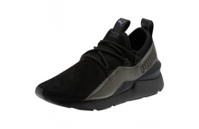 Puma Muse 2 Twilight Women's Sneakers Black- Black Outlet Sale