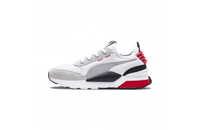 Black Friday 2020 Puma RS-O Winter Inj Toys Men's Sneakers White-High Risk Red Outlet Sale