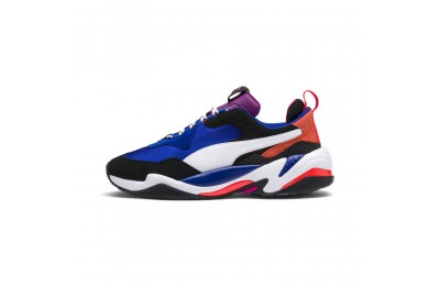 Puma Thunder 4 Life Sneakers Surf The Web- White Outlet Sale
