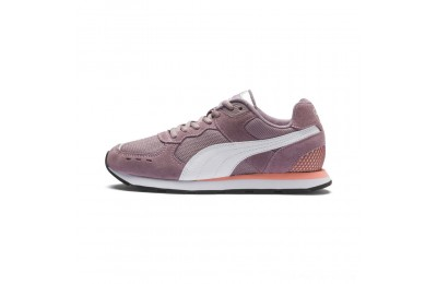 Puma Vista Sneakers JRElderberry- White Outlet Sale