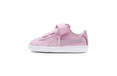 Puma PUMA Vikky Ribbon Satin AC Sneakers INFPale Pink-Pale Pink Outlet Sale