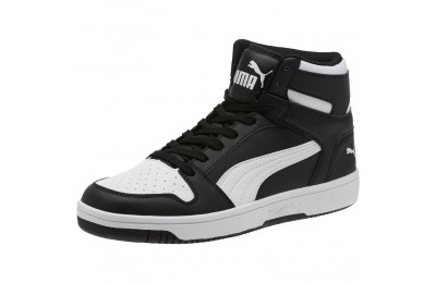 Black Friday 2020 Puma PUMA Rebound LayUp SL Sneakers Black- White Outlet Sale