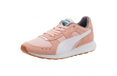 Black Friday 2020 Puma RS-150 Nylon Women's Sneakers Coral Cloud- White Outlet Sale