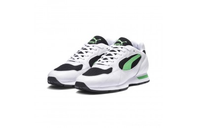 Black Friday 2020 Puma Proclaim Men's Sneakers White-Irish Green Outlet Sale