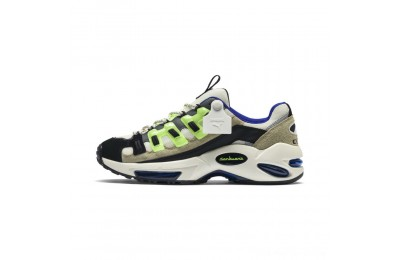 Puma CELL Endura SANKUANZ Sneakers Cloud Cream-GreenGecko-Black Outlet Sale