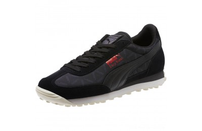 Puma Easy Rider Lux Running Shoes Black-Whisper White Outlet Sale