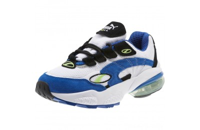 Puma Cell Venom Boys Sneakers JNR White-Surf The Web Outlet Sale