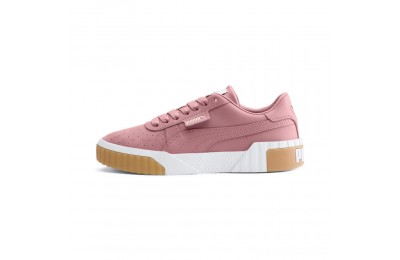 Puma Cali Exotic Women's Sneakers Bridal Rose-Bridal Rose Outlet Sale